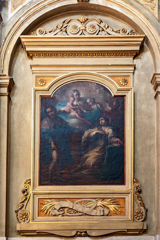 Quadro Santa Caterina