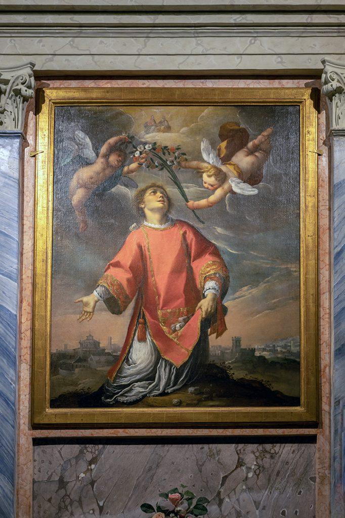 Quadro di Santo Stefano
