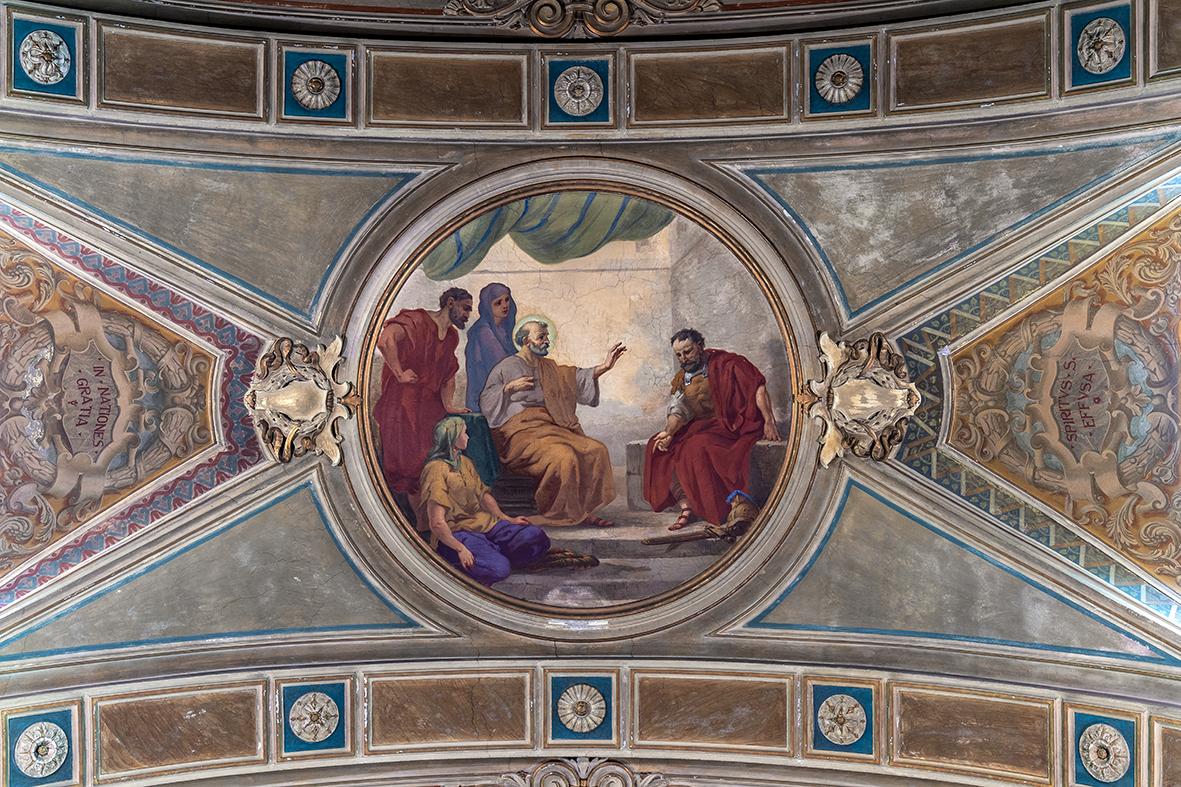 San Pietro e il centurione Cornelio