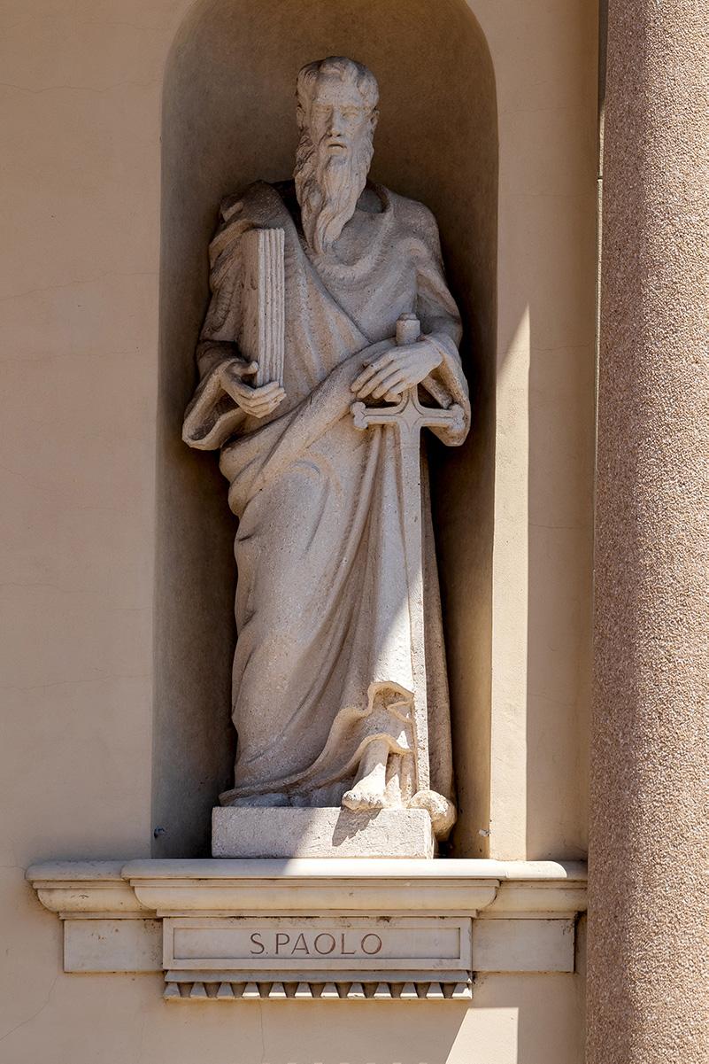 Statua S. Paolo