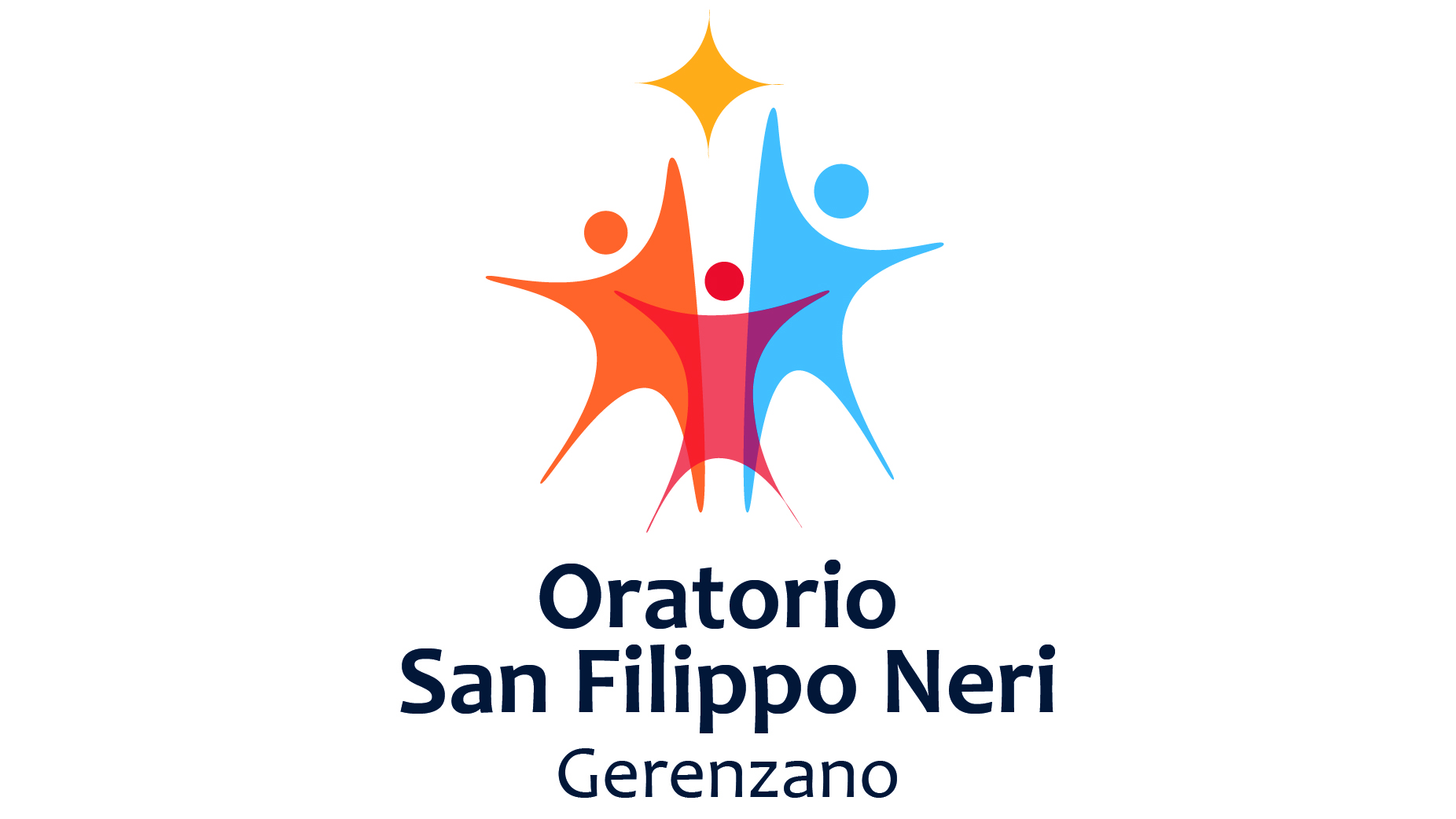 Nuovo logo oratorio san filippo neri gerenzano